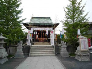 浅間神社 亀戸