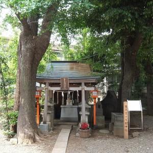 氷川神社 上目黒