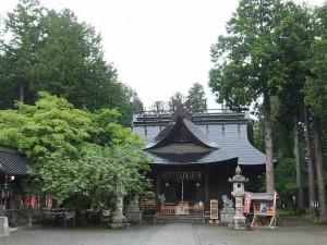 富士御室浅間神社 里宮