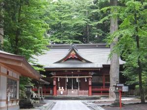 東口本宮 冨士浅間神社