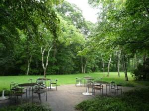 鹿島の森の庭