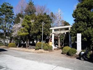 浅間神社 公所