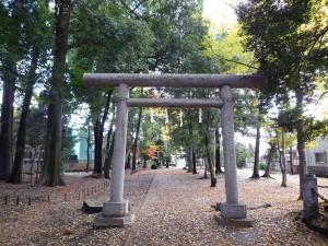 大泉諏訪神社