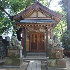 品川神社 浅間神社
