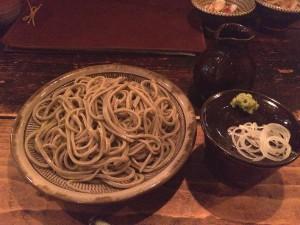 蕎麦 Sycamore