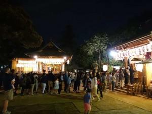 太子堂 八幡神社 例大祭