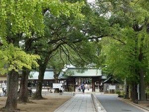葛飾八幡宮