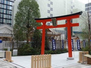 福徳神社 (芽吹神社)