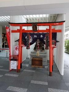 歌舞伎稲荷神社 銀座八丁神社めぐり