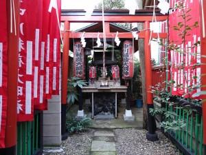 千代田稲荷神社 (中川稲荷大明神)