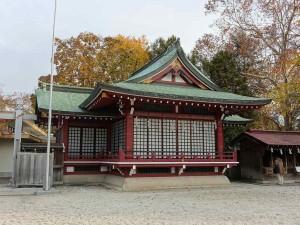 立川 諏訪神社