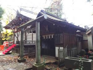 馬橋稲荷神社
