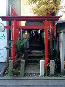 経堂本村稲荷神社