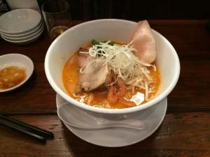 タイガー軒 海老味噌麺