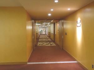 ホテルオークラ 本館EVホール