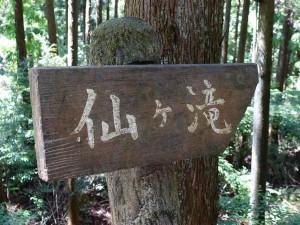 松井田 仙ヶ滝