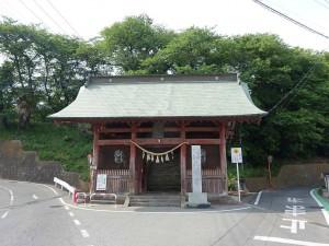 上野國一社八幡宮